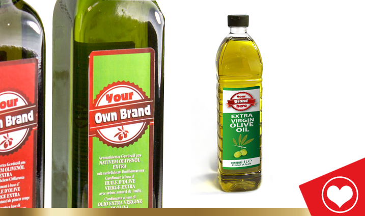 PRIVATE LABEL OILS