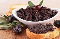 Tapenade, Paté de Aceitunas Negras